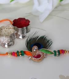 Buy Aamzingly Colourful Rakhi fancy-rakhi online