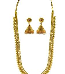 Buy Exclusive Necklace Set For Bridal Wear necklace-set online