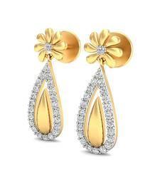 Buy Yamin Diamond gemstone Earringss gemstone-earring online