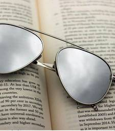 Buy SILVER SUNGLASSES sunglass online