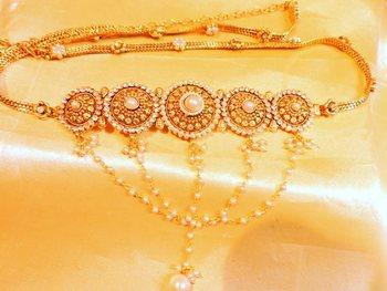 pearl royal waistbelt