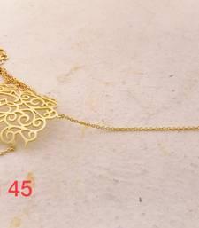 Buy Designer Golden Hath Phool haath-phool-hath-panja online