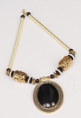 Black Stylish & Designer Necklace