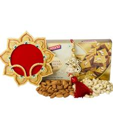 Buy Sweet n Nutty Karva Chauth wishes karva-chauth-pooja-thali online