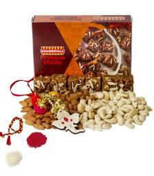 Buy Bikanervala Nutty Dhoda Bhai Dooj Hamper bhaubeej-gift online