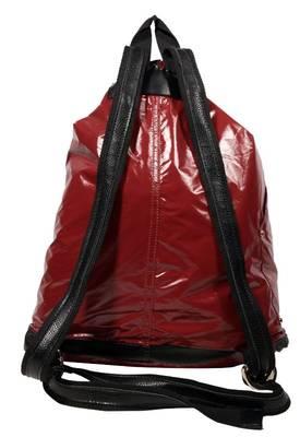 Just Women - Charming Red PU leather Handbag