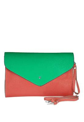 Just Women - Pleasant Forest Green Box Bag