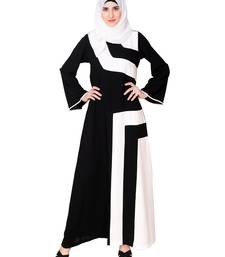 Buy Multi colour premium nida stitched abaya abaya online