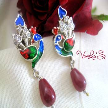 Victorian Earrings-12