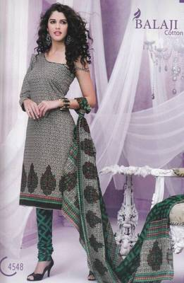 Dress Material Cotton Digital Print Unstitched Salwar Kameez Suit D.No 4548