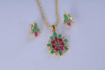 South India Style Pendant Style