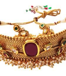 Buy Multicolor pearl necklace-sets necklace-set online