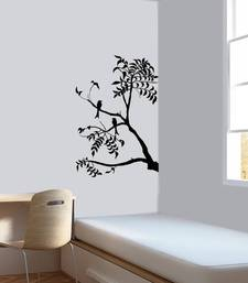 Buy Wall decals Drongo bird on a branch stickers wall-decal online