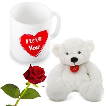 Buy i love u heart print coffee mug rose n teddy gift 504 online i love u heart print coffee mug rose n teddy gift 504 negle Choice Image