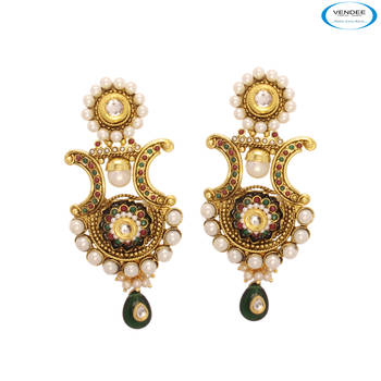 Vendee Fashion Exclusive Designer Earring