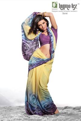 Digital Prited Saree 54
