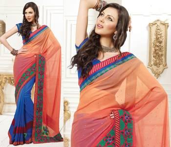 Zing Designer Sari 1205