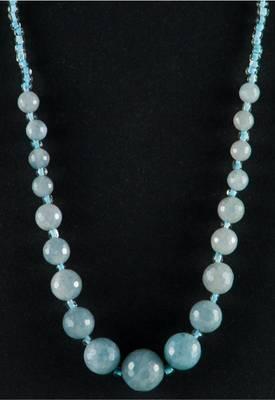 Piebee - Genuine Agate Necklace