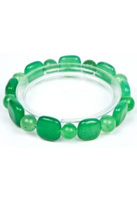 Just Women - Genuine Green Aventurine Bracelet