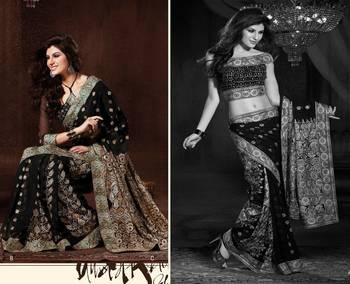 Designer Sari Nimmy 6007C