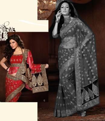 Designer Sari Nimmy 6012C