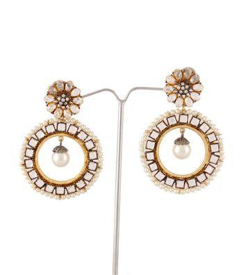 Sihiri Pearly Delight Earrings