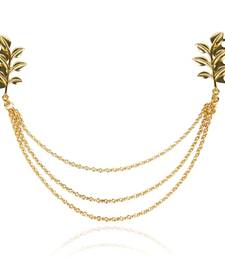 Buy Leaves Multilayer Head Chain hair-accessory online