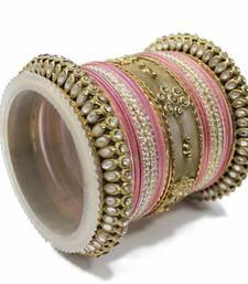 Buy Pink zircon bangles-and-bracelets bangles-and-bracelet online