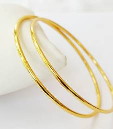 Buy Set of Two plain bangles bangles-and-bracelet online