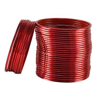 Red Crystal bangles-and-bracelets
