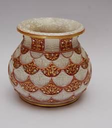 Buy marble pot vase online
