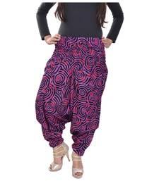 Buy Cotton Printed Aladin harem Pant fashion-deal online