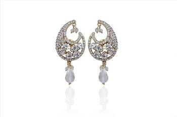 Fashion Bridal of Bollywood Victorian Earrings