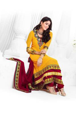 Party Wear Dress Material Madhuri 5003