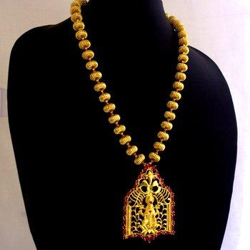 Laxmi necklace - 28