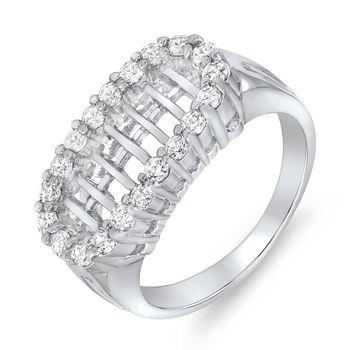 Mahi Classic Bar Ring