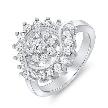 Mahi Radiance Charm Ring