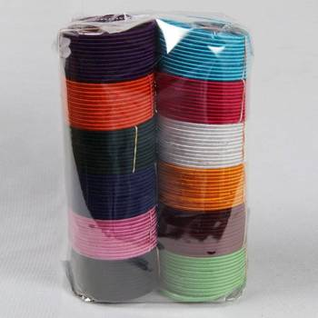 Colorful Set of Bangles
