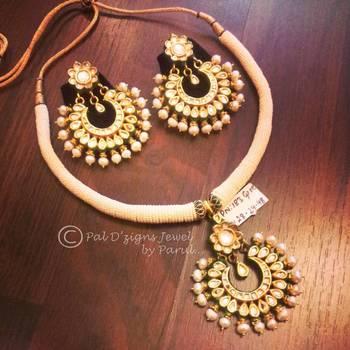 Motiyaa Necklace set