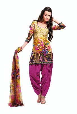 Party Wear Dress Material Jhalak222