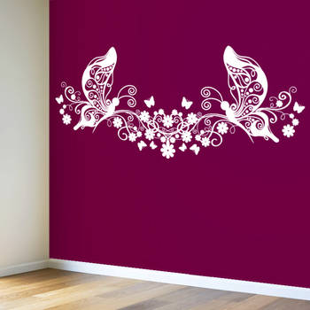 Butterfly Art wall decal