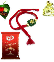 Buy Rakhi with Chocolates rakhi-with-chocolate online