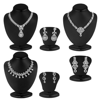 Exclusive 3 Piece Necklace Set Combo