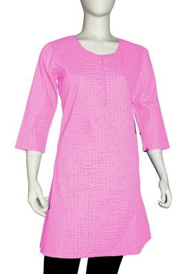 Just Women - Elegant Orchid Kurti