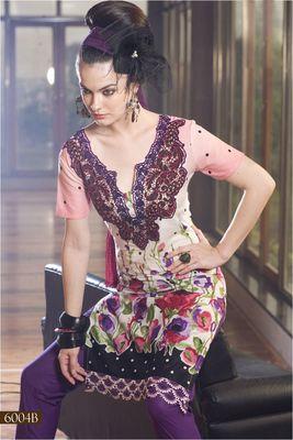 Designer Dress Material MASALA 6004 B