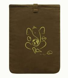 Buy Clean Planet The Ganesha Charm Tablet Sleeve laptop-skin online